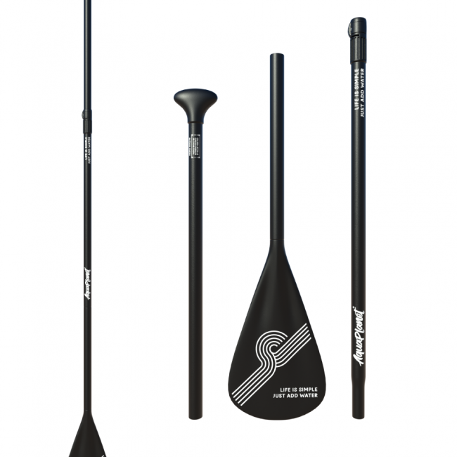 Aquaplanet WILDERNESS SUP Package | Stand Up Inflatable Paddle Board Kit | 10' Long