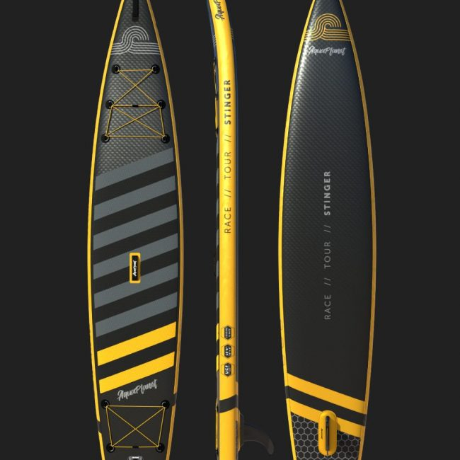 """Aquaplanet STINGER SUP Package 