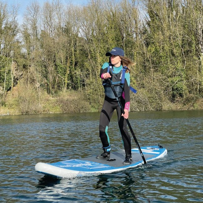 """Aquaplanet BOLT Junior SUP Package 